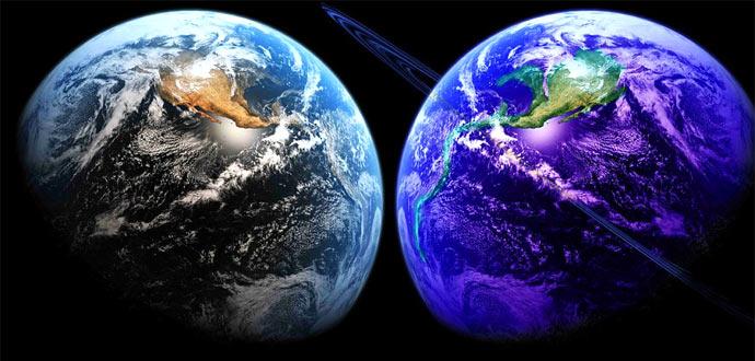 Дежавю - теория параллельной вселенной
