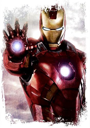 Новый Железный Человек из другой вселенной? — MagicPortal
