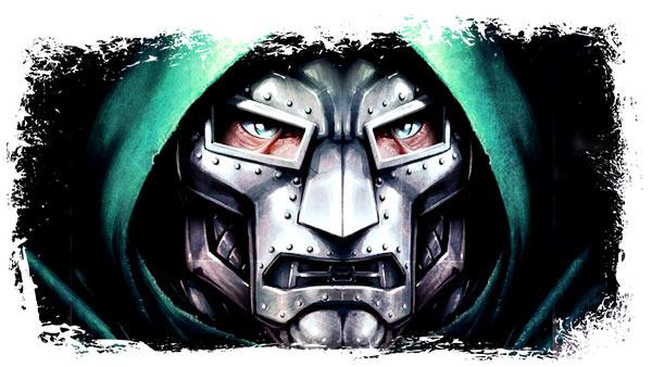Доктор Дум пытался завоевать Ваканду, чтобы получить запасы вибраниума